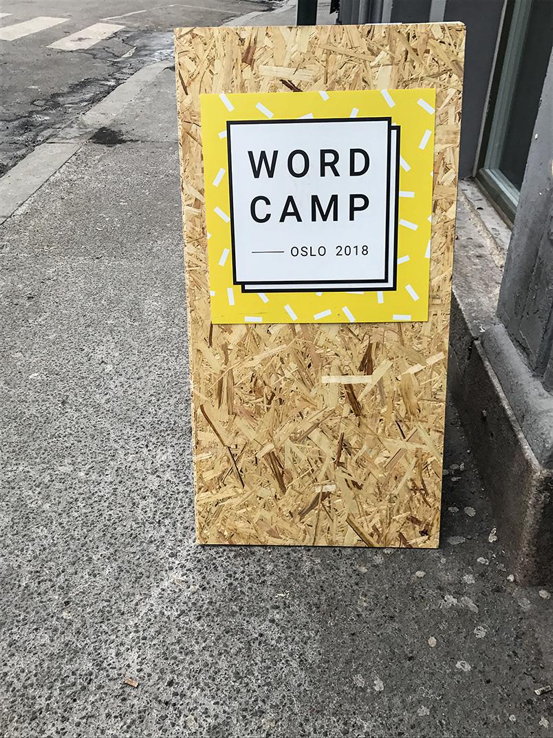 Конференция WordCamp Oslo в Kulturhuset