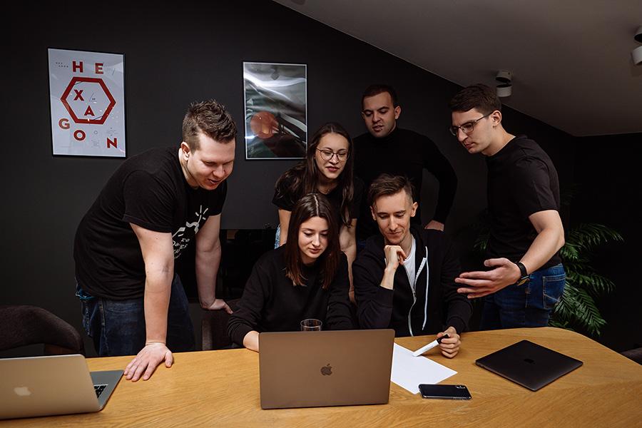 Команда Миши Рудрастых, разрабатывающая сайты на WordPress