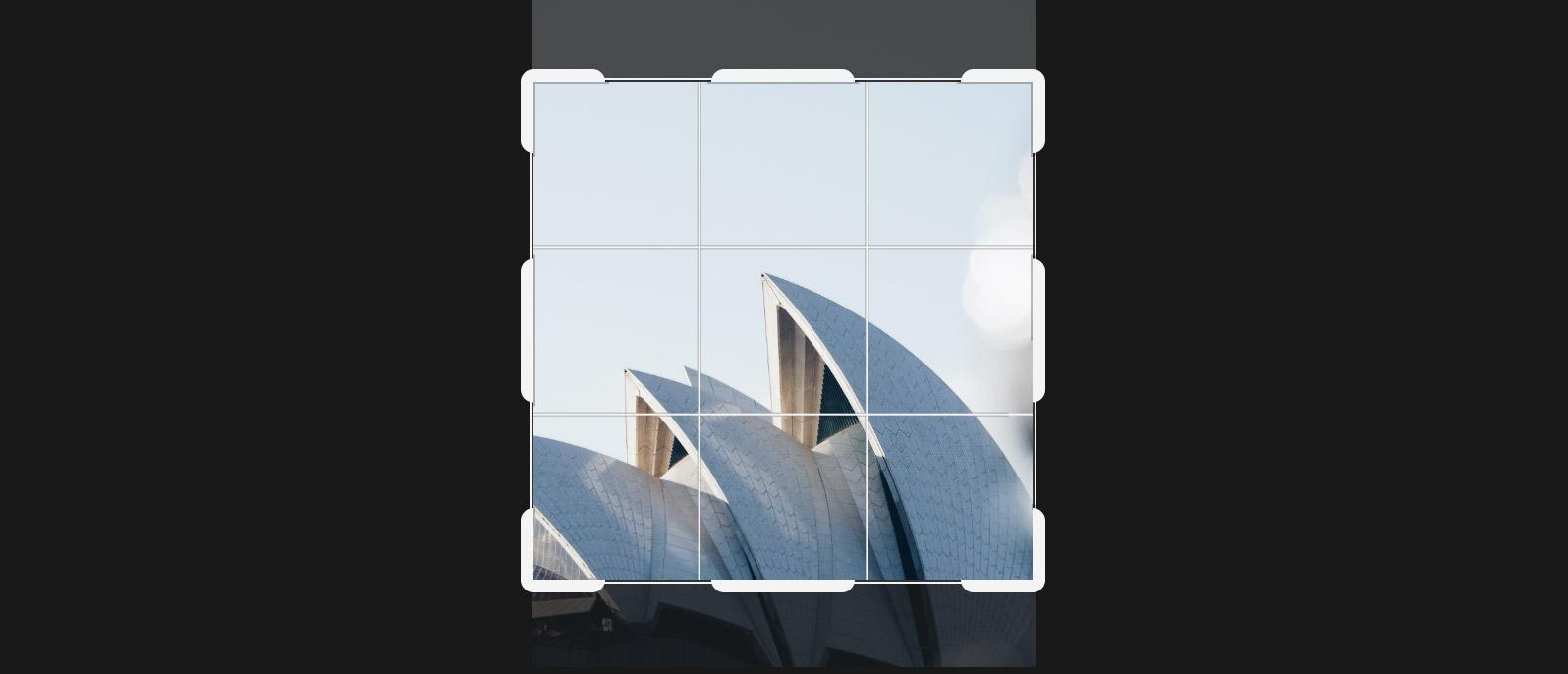 Область обрезки изображения по центру функцией add_image_size() в WordPress
